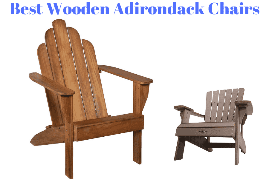 10 BEST Wooden Adirondack Chairs: Reviews and Top Picks (2019)