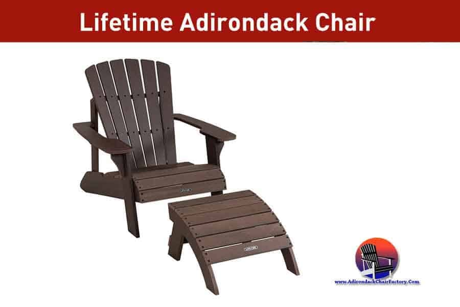 Lifetime Adirondack Chair Review -Should I Buy It? (2019)