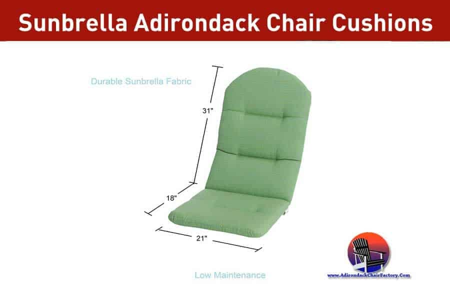 5 Best Sunbrella Adirondack Chair Cushions-Review & Full Features