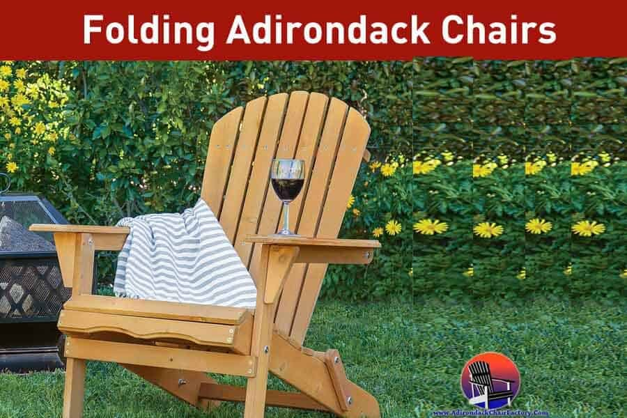 10 Best Rated Folding Adirondack Chairs Reviewed (2019)