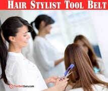 Hair Stylist Tool Belt