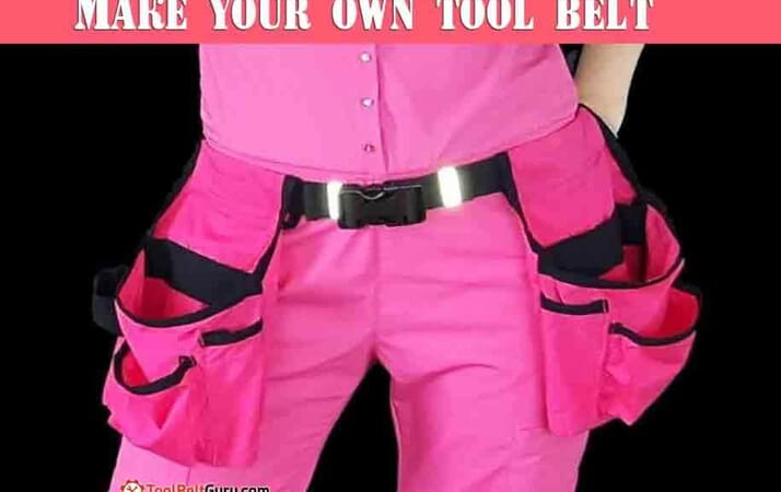 make your own tool belts