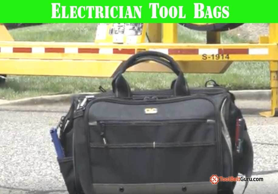 10 Best Electrician Tool Bags in 2019 – Detailed Review and Recommendation