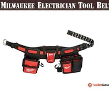 Milwaukee Electrician Tool Belt review