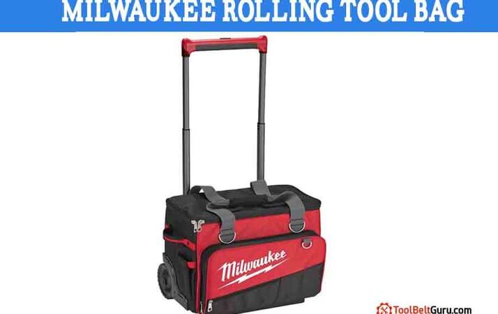 Milwaukee Rolling Tool Bag